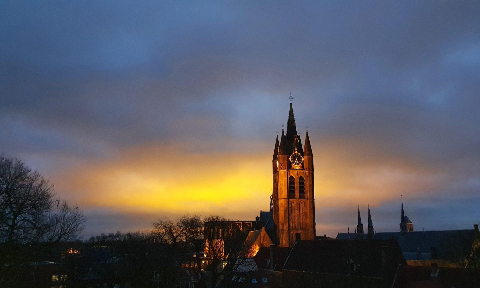 Celloles in Delft